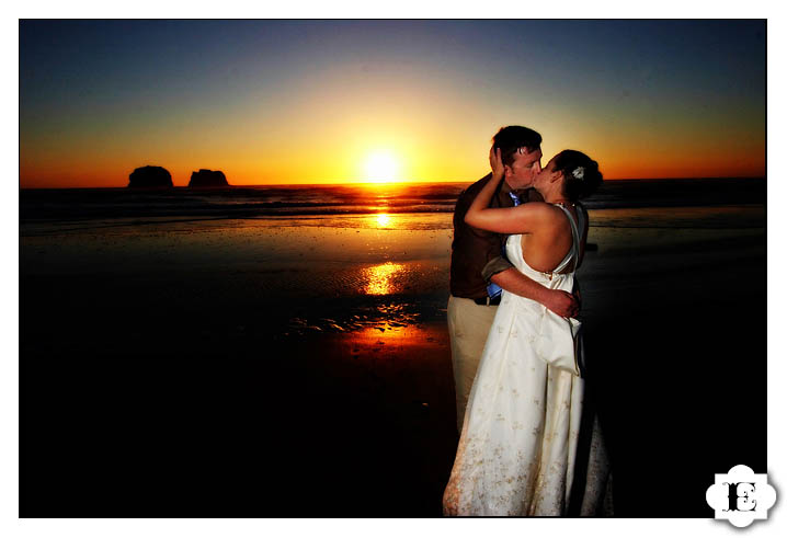Rockaway Beach Wedding