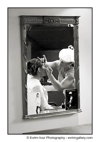 Salon 77 bridal hair and Make up