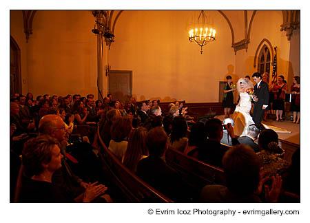 Portland Old Church Wedding