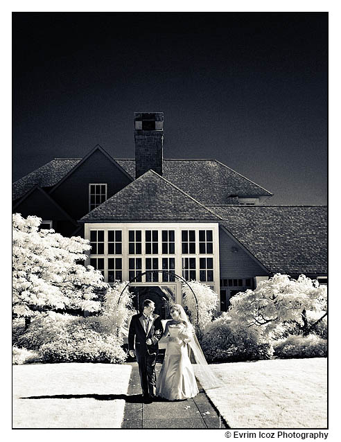 Infrared Wedding Picture