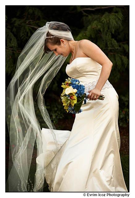 Bridal Veil Portrait
