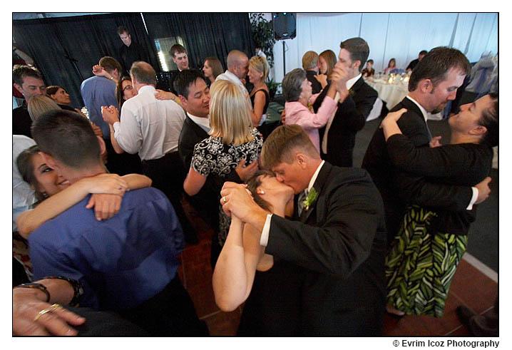 Dance Floor dancing at wedding