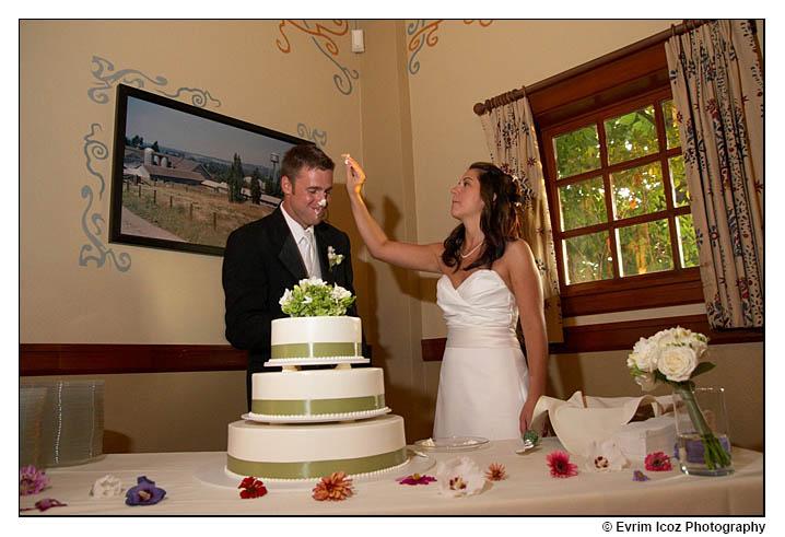 McMenamins Edgefield Wedding
