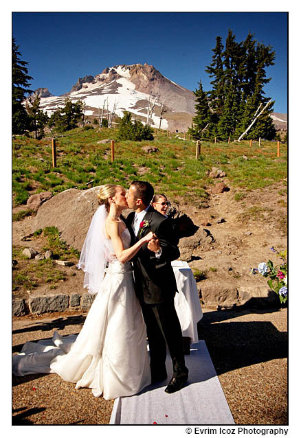 Timbeline Ski Lodge Wedding