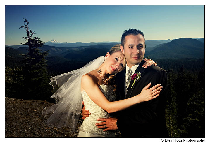 Mt. Bachelor Wedding