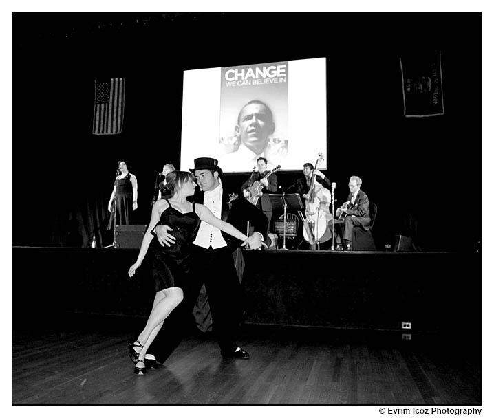 Portland Tiffany Center Event, Weddins, Crystal Ballroom