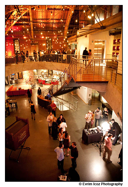 Portland Center Stage Wedding and Corporate Party