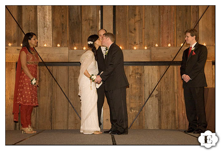Seattle Indian Wedding at Pickering Barn