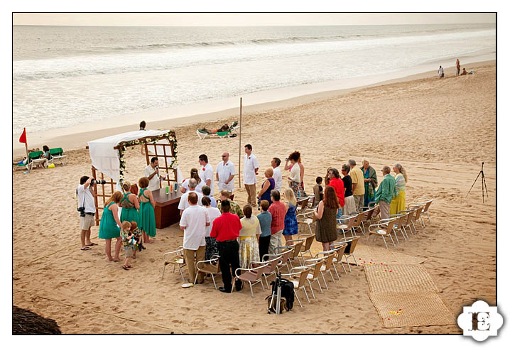 mazatlan wedding at mayan sea garden