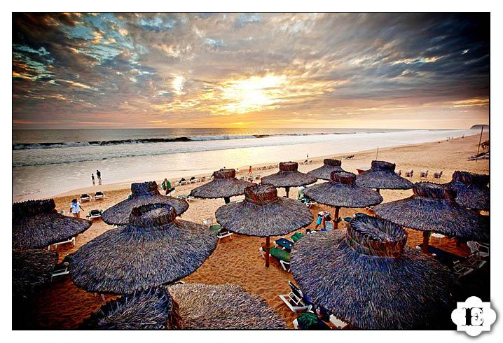 Mayan Sea Garden Mazatlan Beach