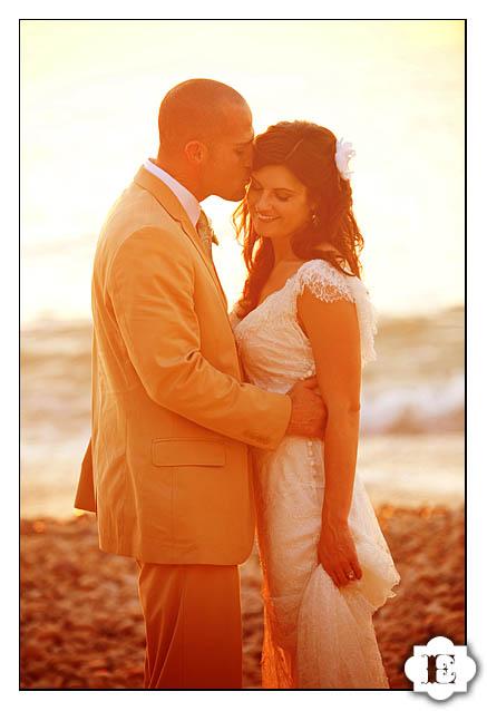 Catch beach club wedding