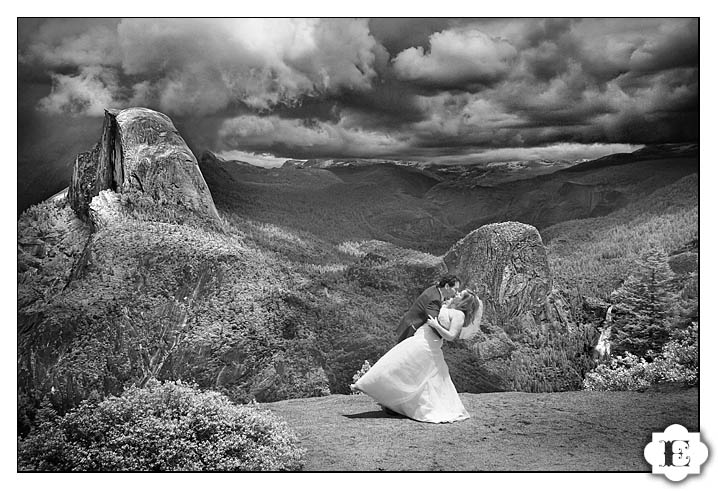 Yosemite Wedding Picture