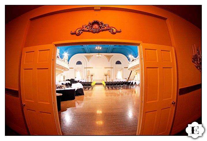 Portland Adrianna Hill Grand Ballroom