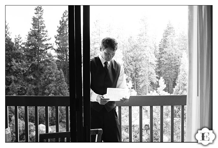 Tenaya Lodge Yosemite Valley Wedding