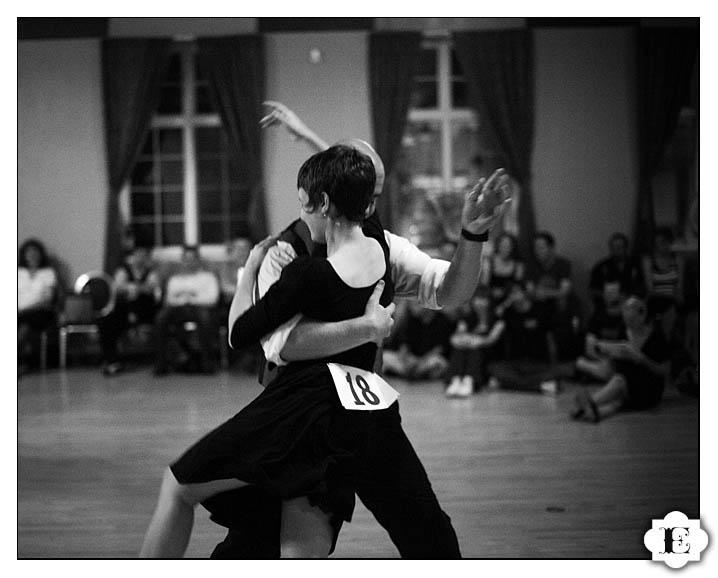 Portland Blues Dance Competition 2009