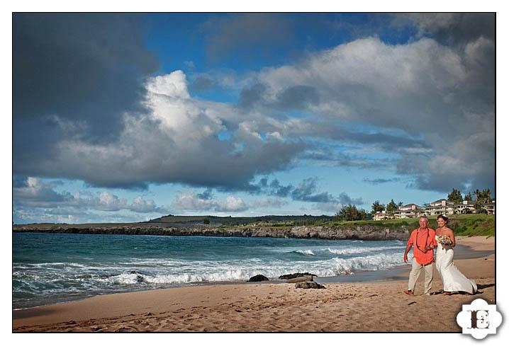 maui hawaii wedding lahaina beach wedding