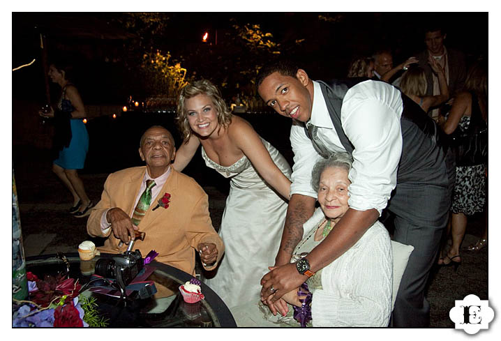NBA Wedding Channing Frye Wedding