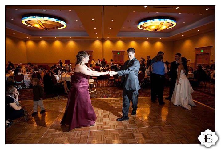 Vancouver Hilton Wedding