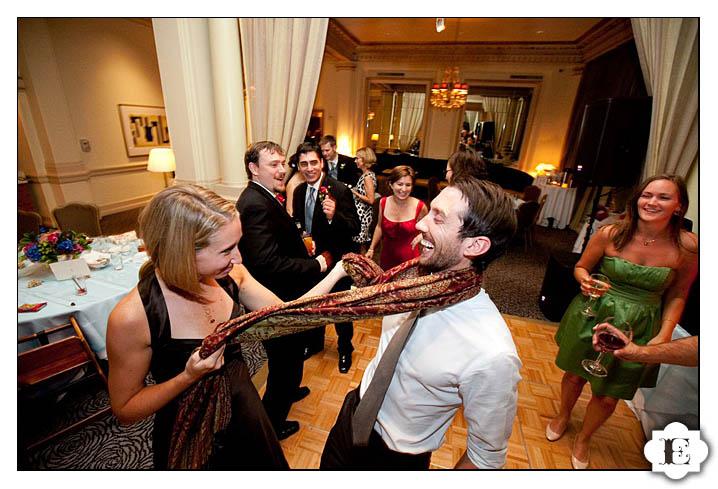 Portland hotel Deluxe wedding