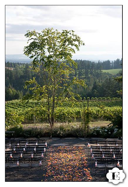 Garden Vineyards Wedding