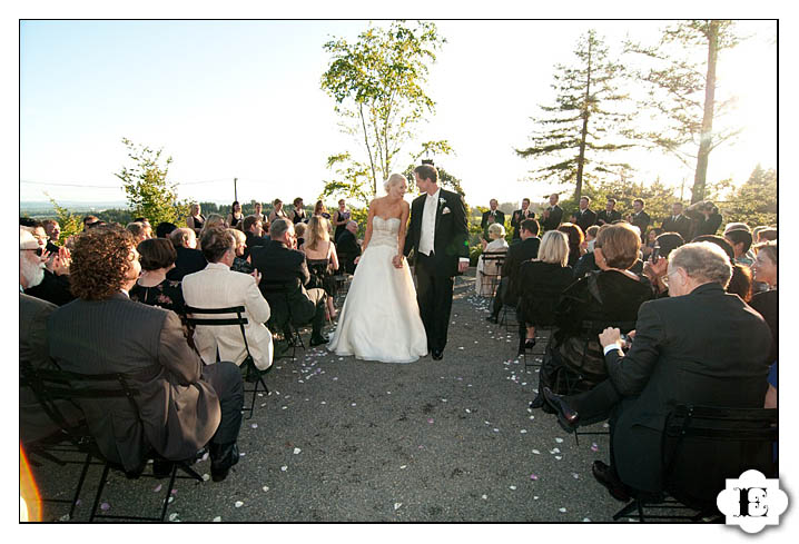 Garden Vineyards Wedding