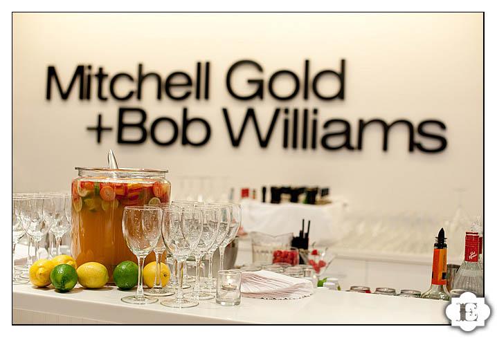 Mitchell Gold Bob Williams Grand Opening