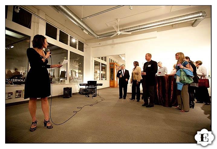 Portland NACE Lawrence Art Gallery