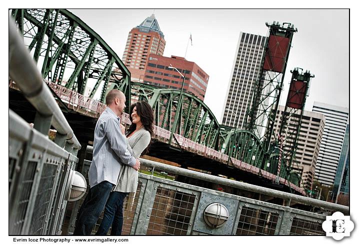 Portland Engagement Session