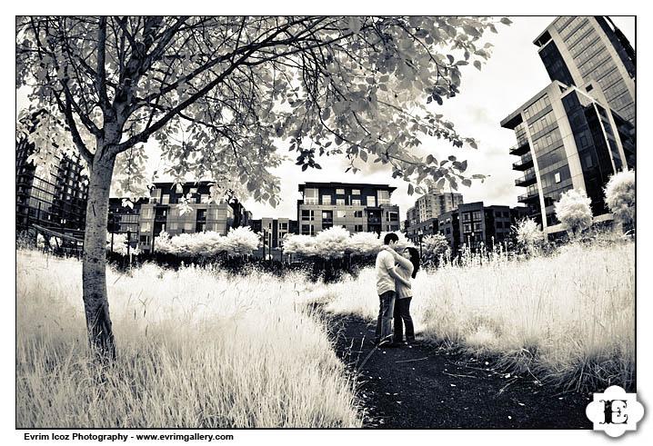 Portland Engagement Portrait Photography