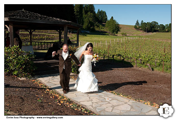 elk cove vineyard wedding