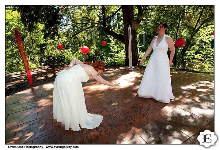 Portland Same Sex Wedding
