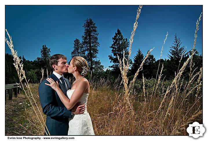 Hood River Gorge Wedding