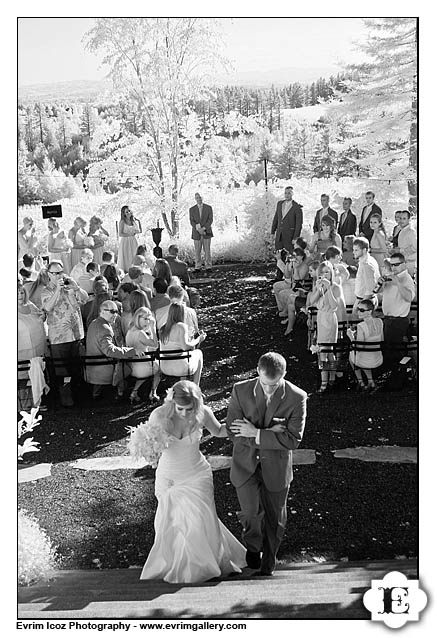 Garden Vineyards Summer Oregon Wedding