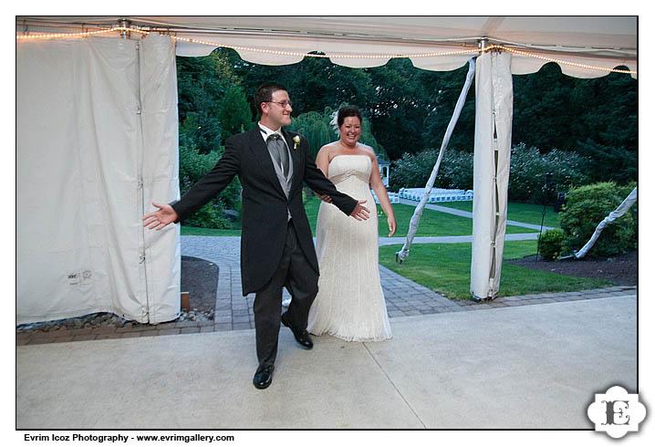 Abernethy Center Abigail's Garden Wedding