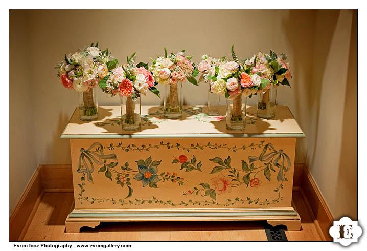 Garden Vineyards Wedding Reception and Ceremony