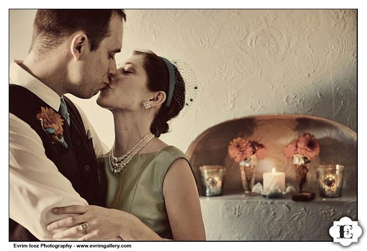 Vintage Inspired Wedding in Portland