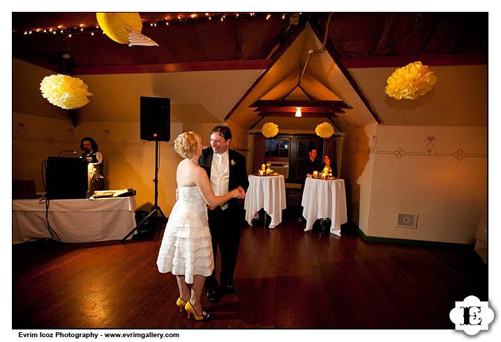 Yellow Theme Lemon Wedding