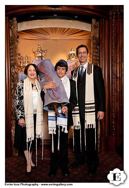 Portland Bar Mitzvah at Beth Israel
