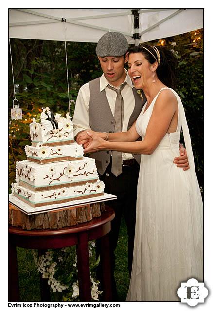 Rogue River Wedding