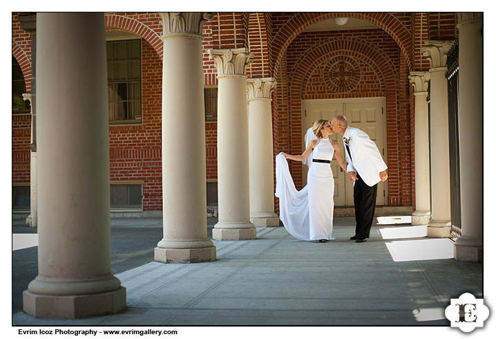 St. Mary's Cathedral Wedding