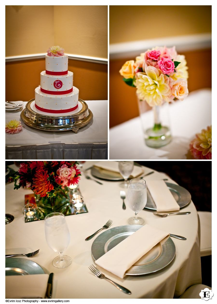 Abernethy Center Wedding