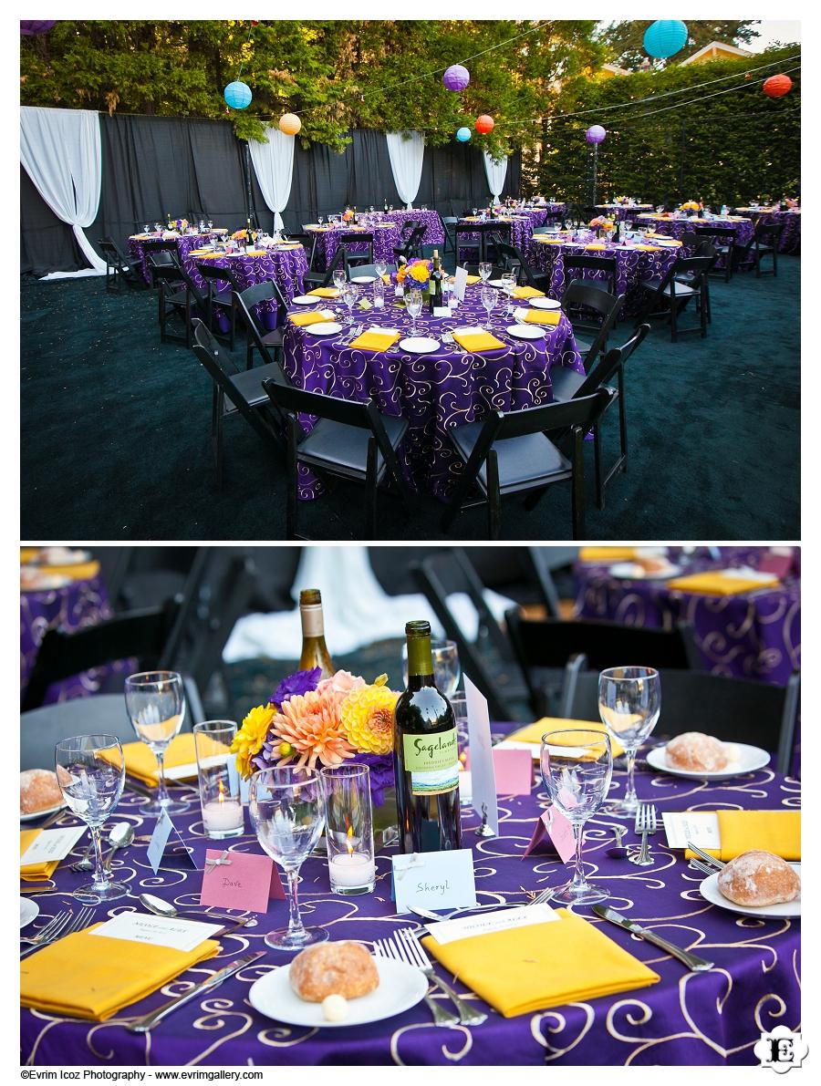Portland Elegant Garden Wedding