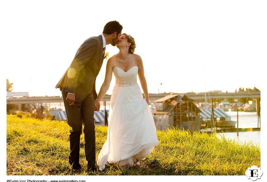 courtyard marriott Portland north harbour wedding