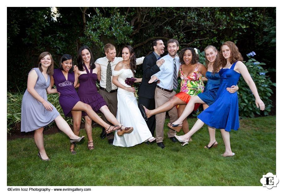 Lake Oswego Wedding