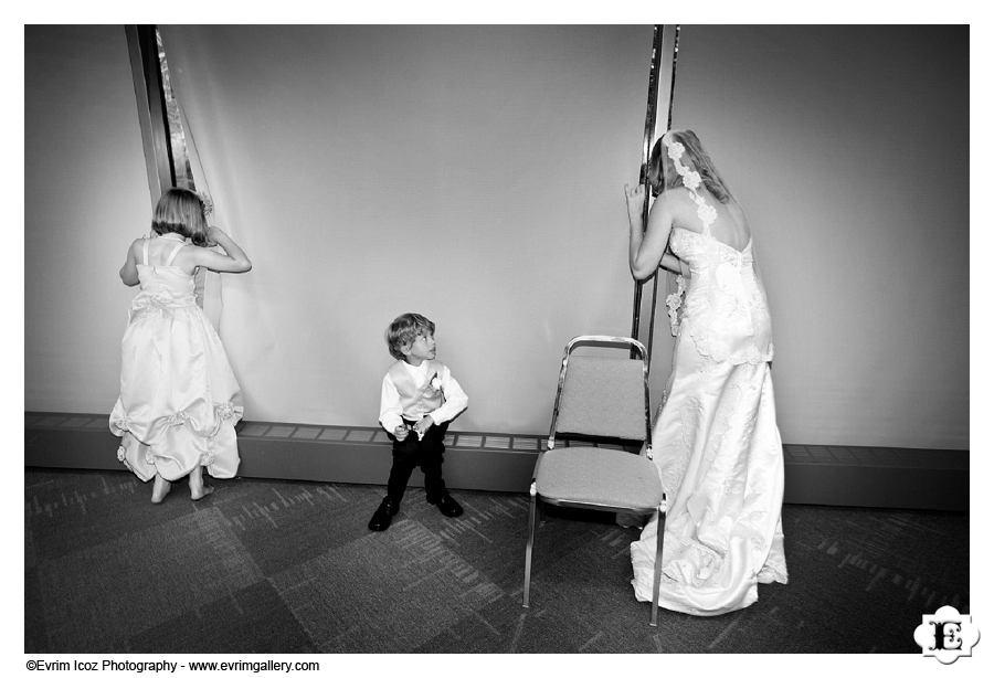 Portland World Trade Center wedding