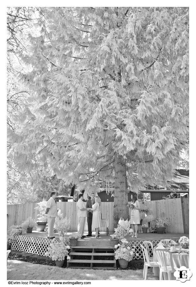 Vancouver Washington Wedding