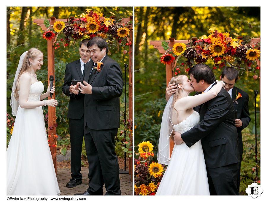Portland Fall Wedding