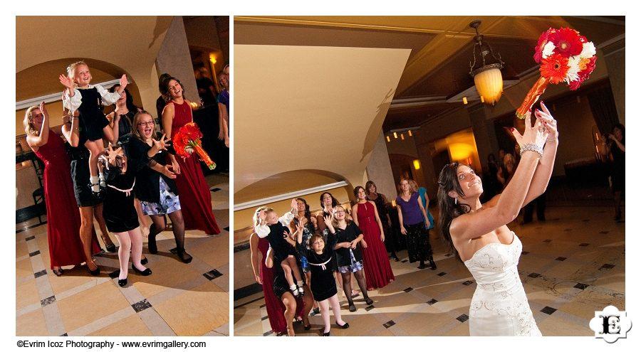 Treasury Ballroom Wedding
