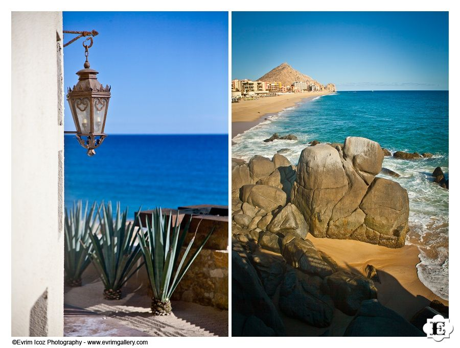El Farallon Capella Pedregal Cabo San Lucas wedding
