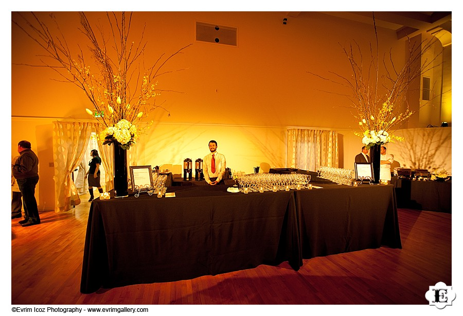 Imago Theater Wedding